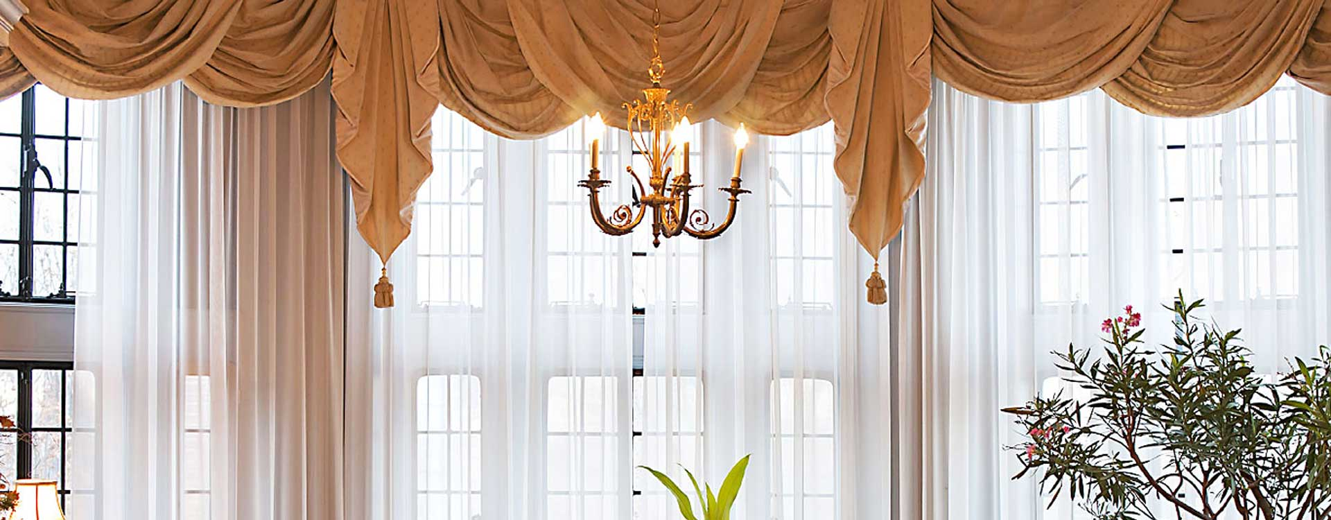 for swag curtains shades room blue swags windows drapes treatments valances lantern living and of shutters valance decorating sales large size window with blinds