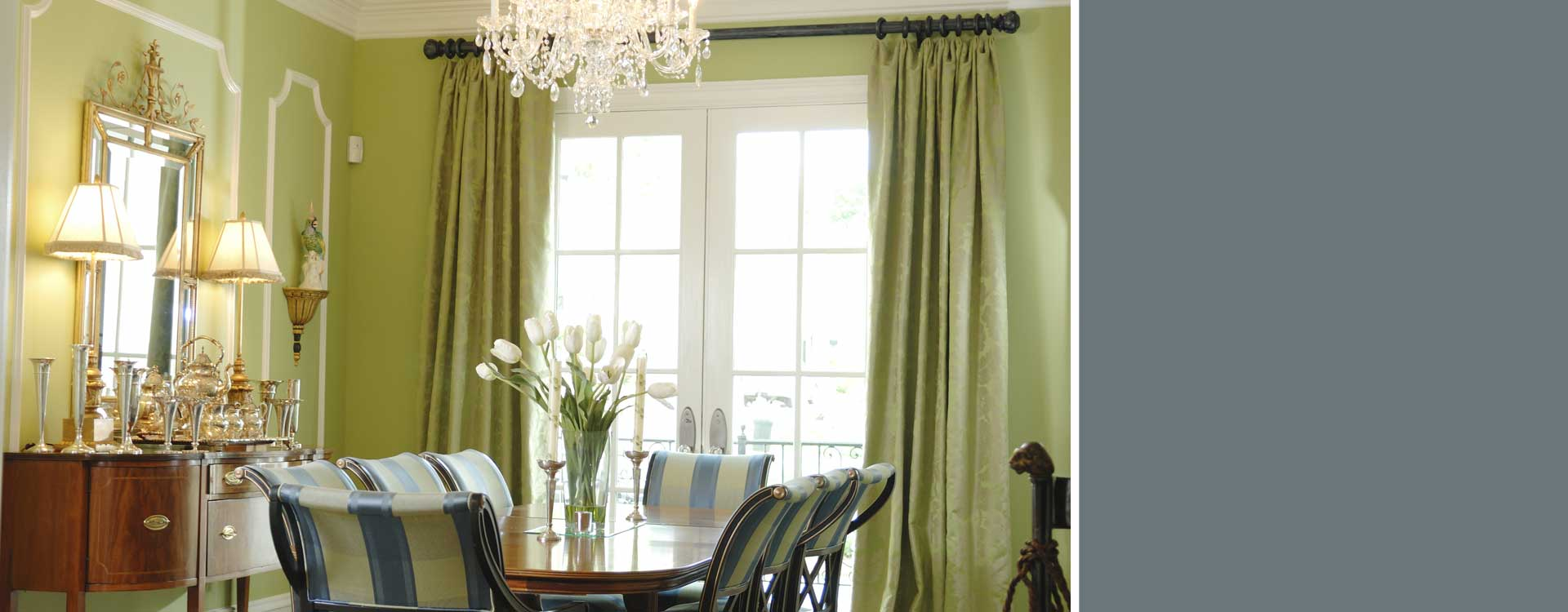 Why Regal Drapes? Custom French Door Drapes In Less Time And For Less  Money. (often 20%   60% Less Than Other Custom Workrooms)