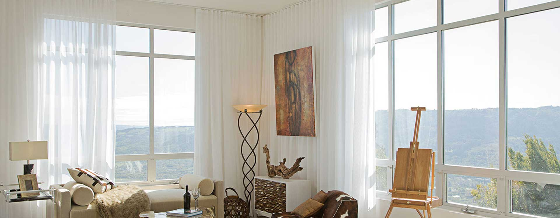 budget yourself how less west ikea look curtains an elm chic drapes to hem for the a living on