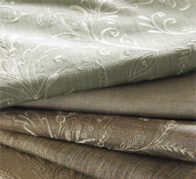 Over a Thousand Designer Drapery Fabrics